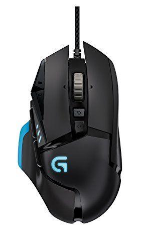 Raton Gaming Logitech G502 Proteus Core Iphone Blogtecnologia Tecnologia Visita Http Www Blogtecnologia Es Producto Raton G Gamers Ratones Heroe
