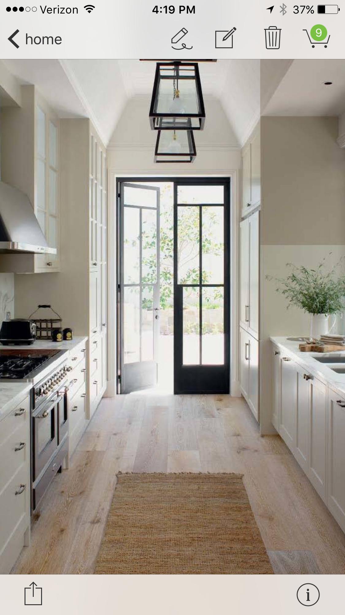 Pin von Laura Steiner auf French door/ balcony | Pinterest | Küche ...
