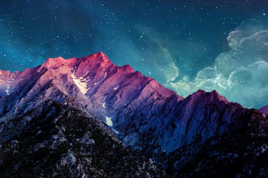 Motivatemore Com Pinterest Wallpaper Collection 149 Wallpaper Phone Tablet Iphone Ipad Andro Landscape Wallpaper Night Sky Wallpaper Mountain Wallpaper