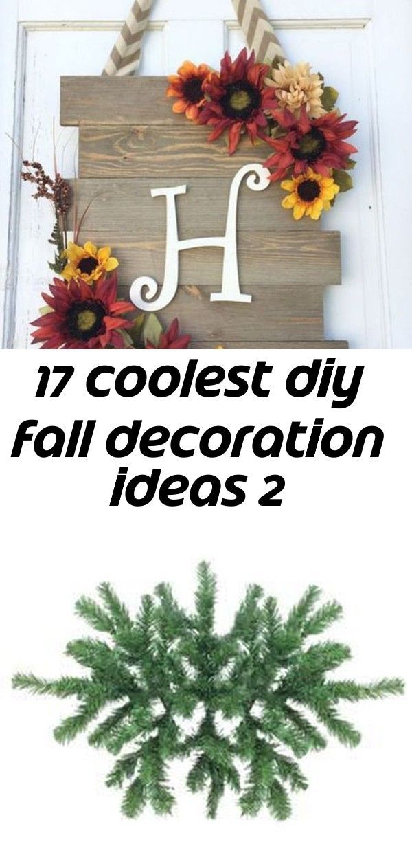 17 coolest diy fall decoration ideas 2