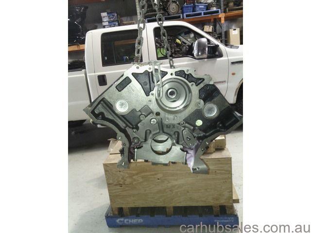 Ford 5.4 L engine block f250 f350 falcon Triton v8