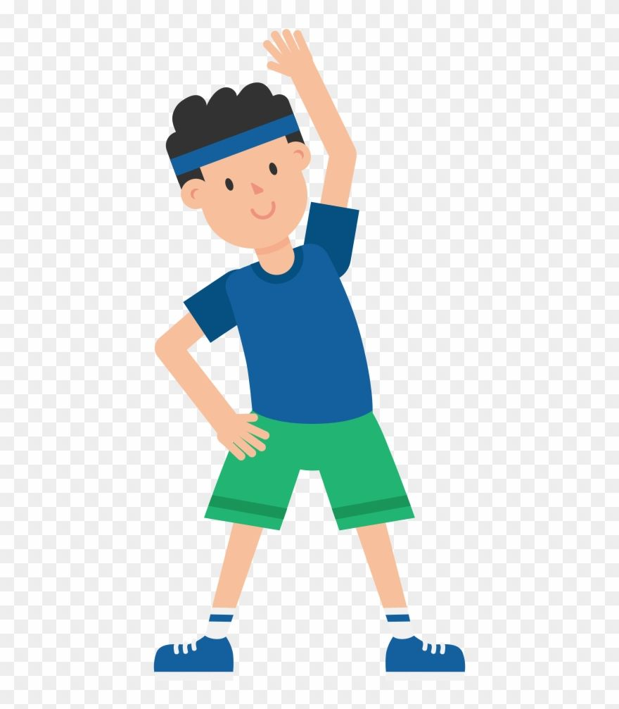 Download Hd Exercising Clipart Exercise Man Exercise Cartoon Png Download And Use The Free Clipart For Your Creative Project