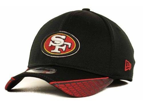 San Francisco 49ers New Era NFL Vertical Strike 39THIRTY Cap Hats