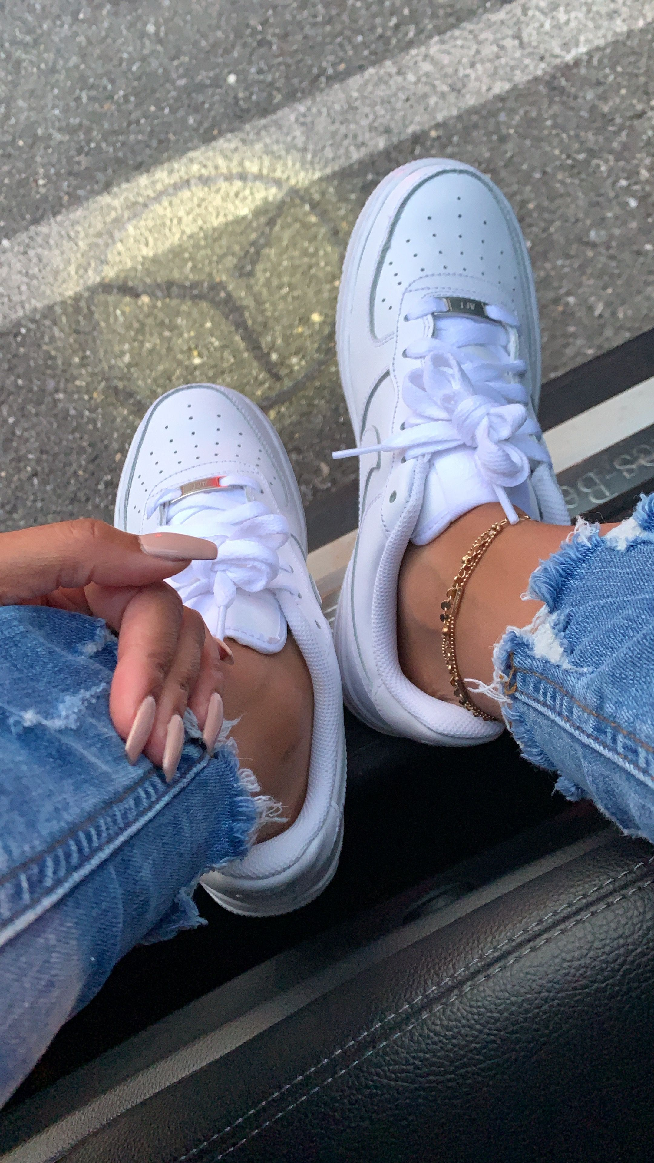 Air Force Ones Nike Air Force White Nike Air Force Outfit Nike
