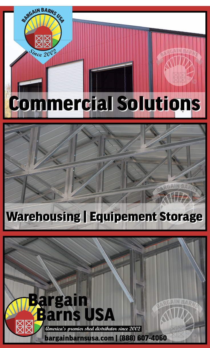 Why Steel Buildings are Best for Safety | Barn