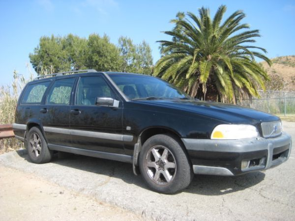 1999 Volvo Wagon V70 Cross Country 2700 Culver City Volvo Wagon Volvo Wagon