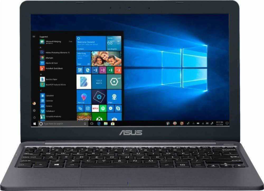 "b33b9f4dd886 Asus Vivobook E203MA Thin and Lightweight 11.6"" HD Laptop, Intel ..."