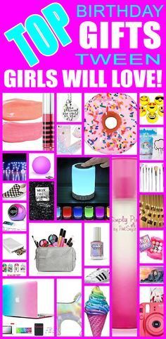 Top Birthday Gifts Tween S Will Love The Ultimate Gift Guide For Birthdays From To Expensive And