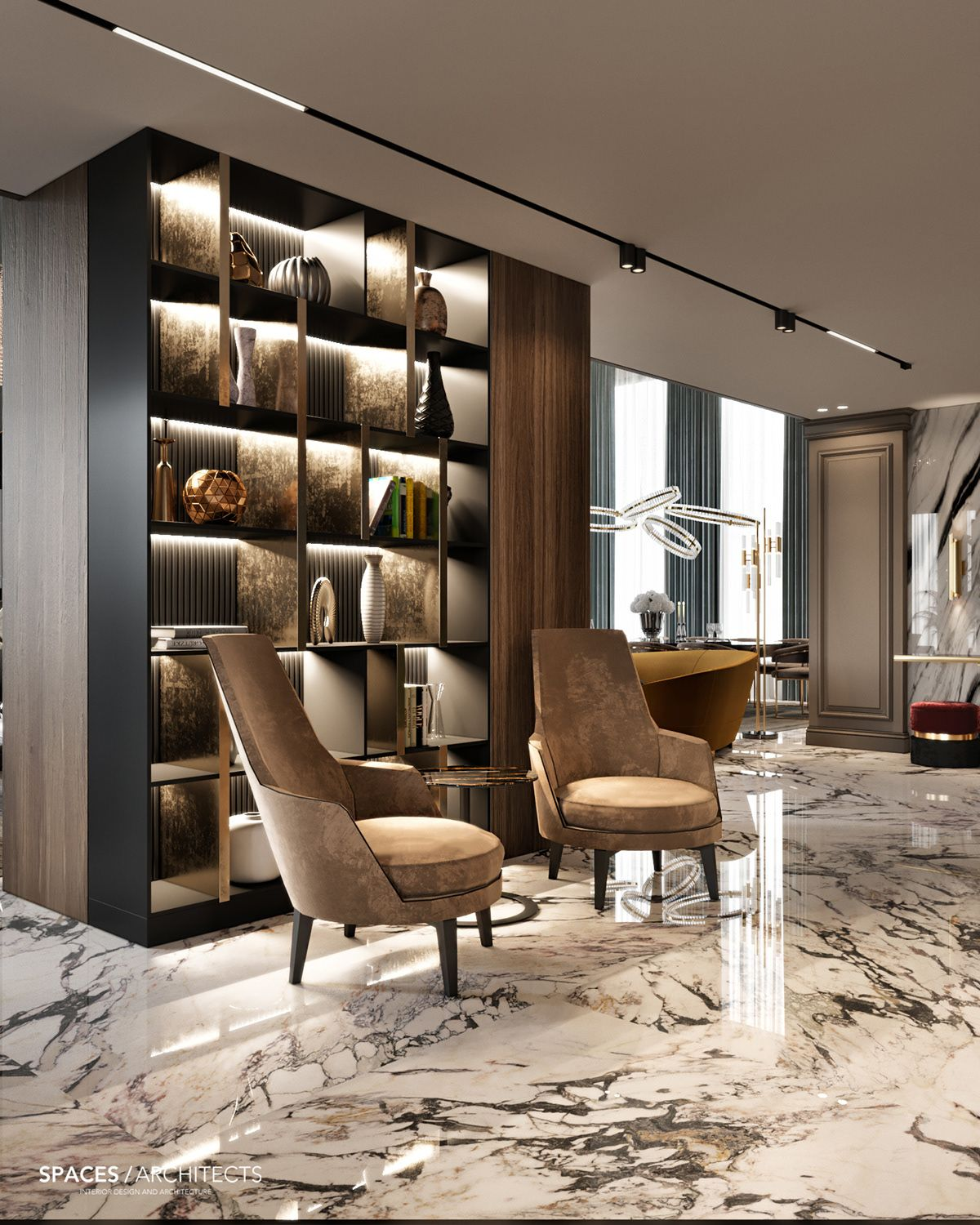 Home Decor 2012 Luxury Homes Interior Decoration Living: Private Residence In Palestine On Behance In 2020
