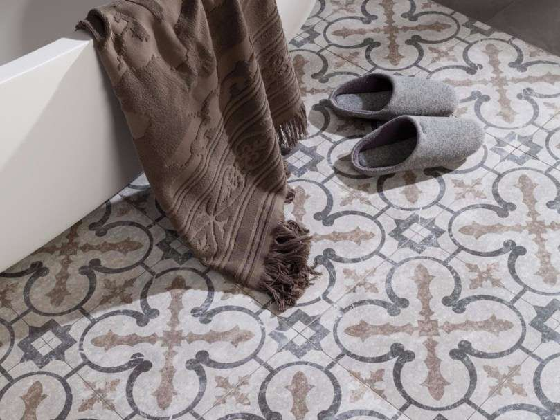 Pavimenti in cementine cementine cement tiles pinterest