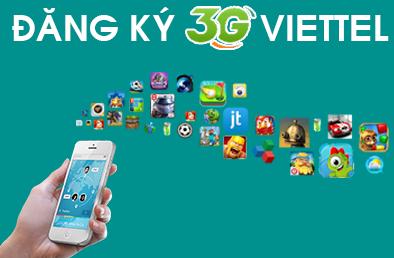 Cach đăng Ky 3g Viettel Kem Chi Tiết Cac Goi Cước 3g Gối Blog Internet