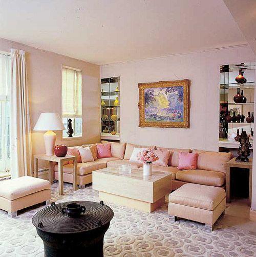 David Hicks   Retro style living room, Mid century living ...