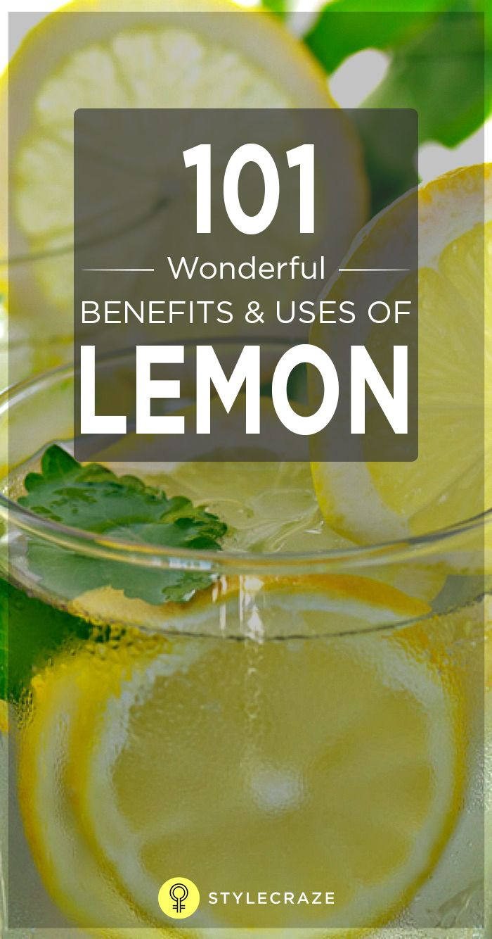 Did you know that the tangy lemon is actually a powerhouse of benefits? For centuries, lemon has been used to cure a multiple number of diseases and ailments.