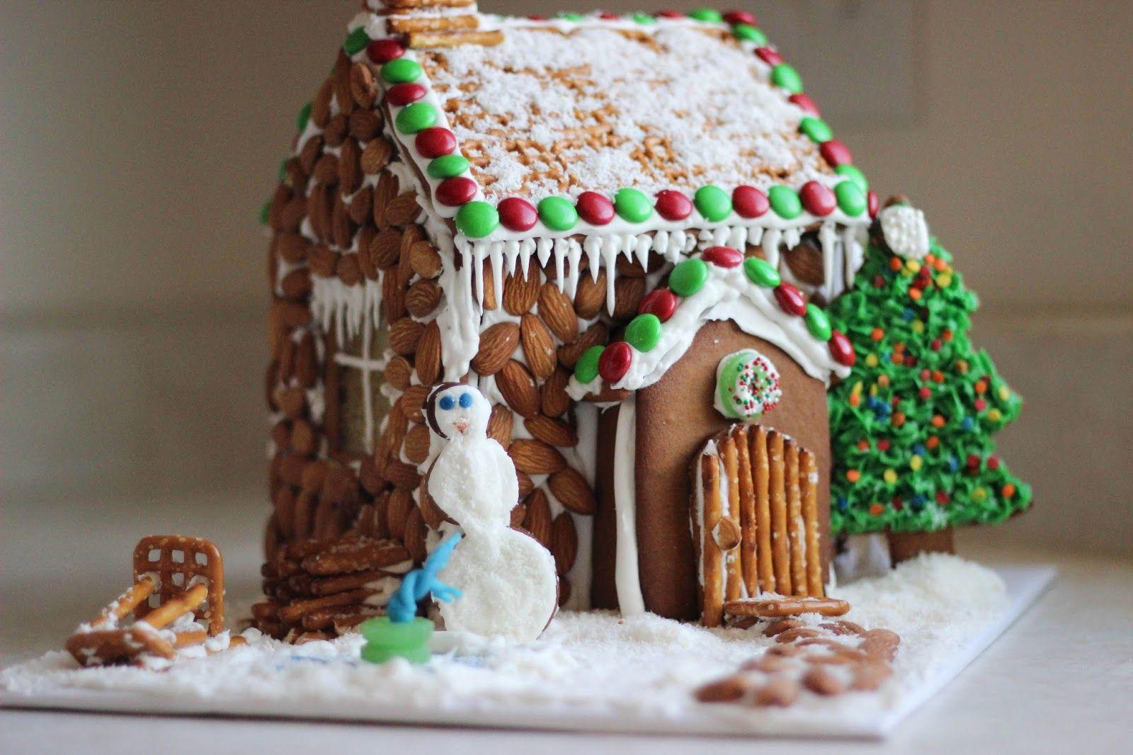 I Knead To Bake Gingerbread Houses Free Printable