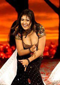 Telugu boob actress