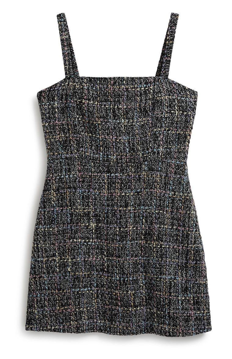 20e17d9b126d Primark - Boucle Pinafore Dress | Clothes Wishlist in 2019 ...