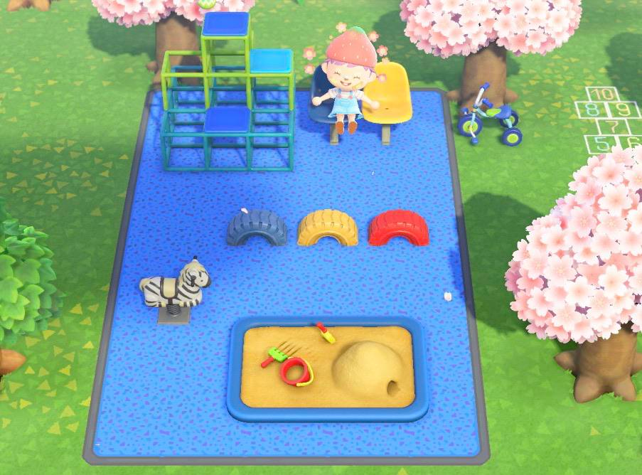 Playground Floor Inspired By My Childhood Creator Code Ma 4090 3970 2330 Acqr In 2020 Animal Crossing Game New Animal Crossing Animal Crossing