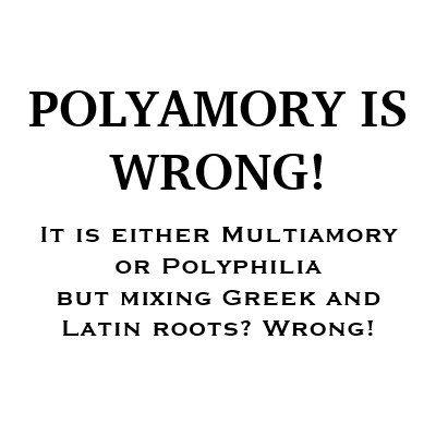 Polyamory PolyAmory Pinterest