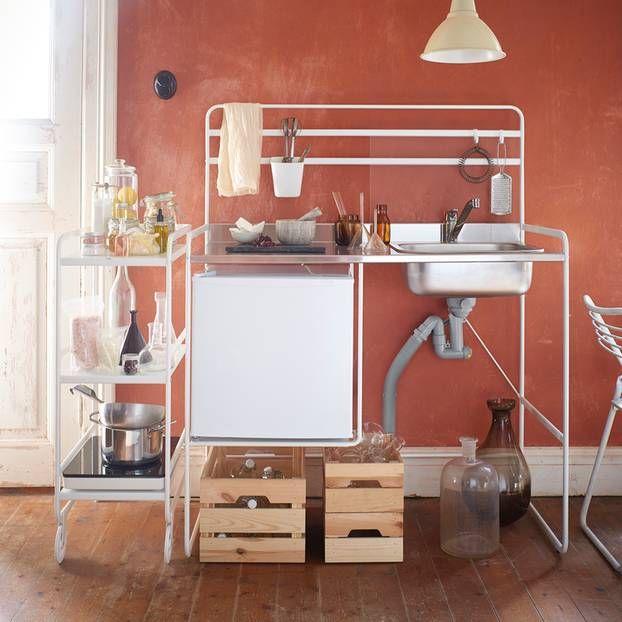 Ikea bietet eine komplette Küche für 100 Euro an! Stuffing - küche zu verkaufen