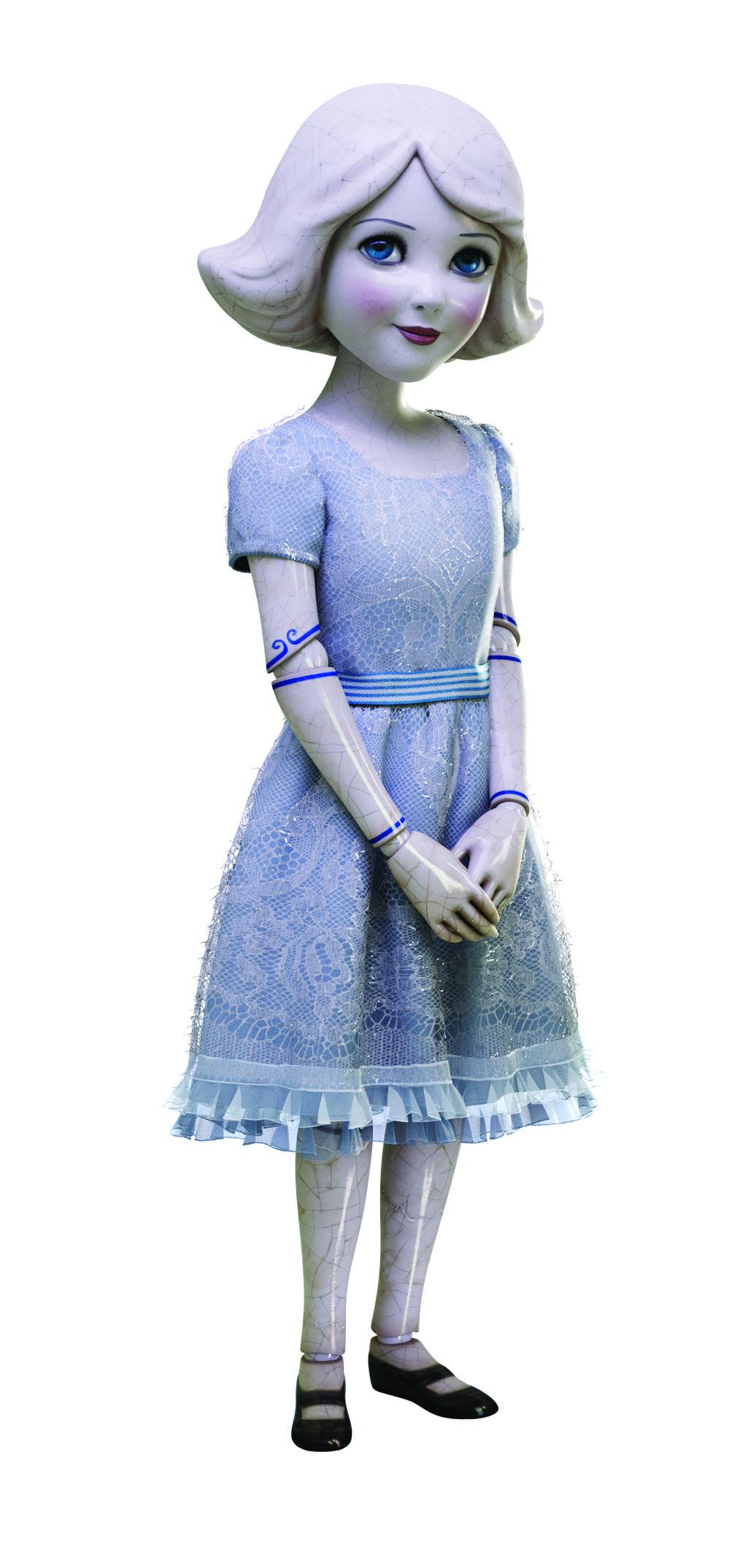 CHINA GIRL / China Girl stammt aus dem Dorf China Town, in dem alles, selbst die Einwohner, aus chinesischem Porzellan ist. Als die Zerstörung über ihr Land kommt, bilden das mutige, unverwüstliche Mädchen und Oz eine ungewöhnliche Allianz.   Die fantastische Welt von OZ I Disney 2013
