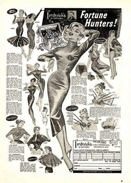 Vintage Frederick's of Hollywood