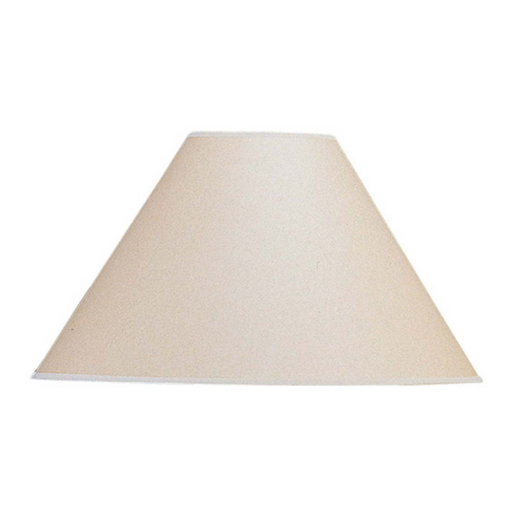 Cal Lighting Kraft Paper Lamp Shade  19 Diam In