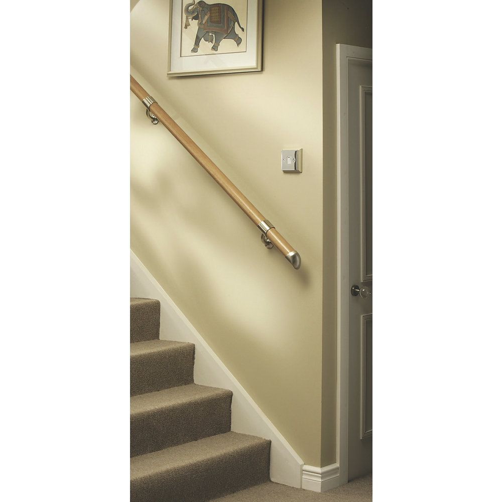 Best Stairs Handrail Oak Banister 640 x 480