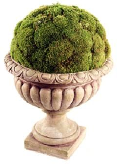Decorative Moss Balls Custom Mood Moss Is Used To Create This Awesome Decorative Moss Display Design Ideas