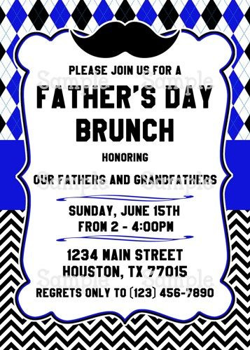 Pin By Amber Erickson On Personalized Digital Products You Print Happy Fathers Day Fathers Day Brunch Personalized Party