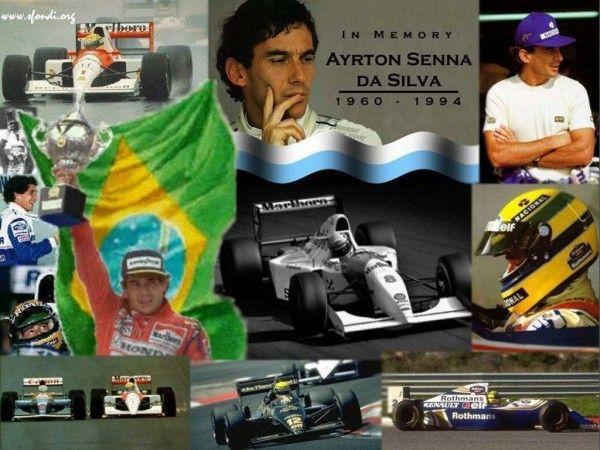 Ayrton Senna Biografia Solo Escribe Ayrton Senna Deporte
