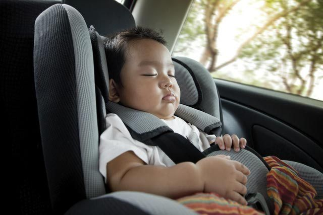 Ohio Child Safety Seat And Belt Laws