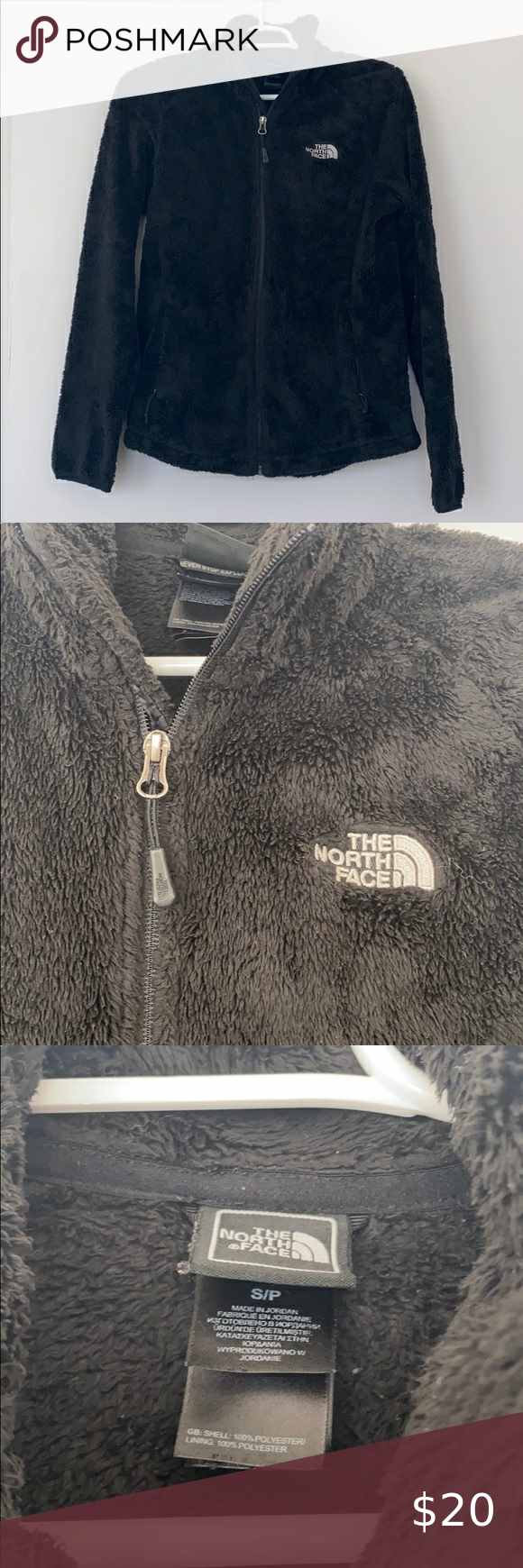 The North Face Osito Jacket In Black Clothes Design North Face Osito North Face Jacket [ 1740 x 580 Pixel ]