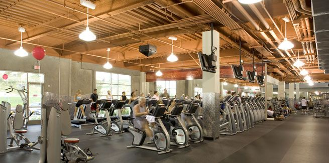 24 Hour Fitness Headquarters Gym Interior 24 Hour Fitness Gym Center