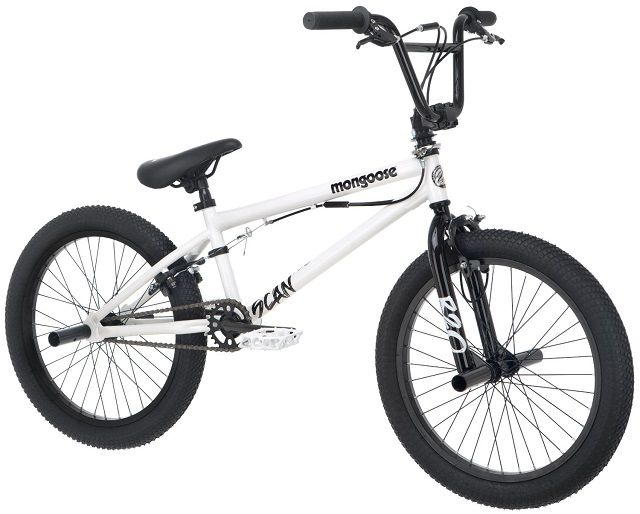 Mongoose Boy S Scan R20 Freestyle Bike 20 Inch White Review
