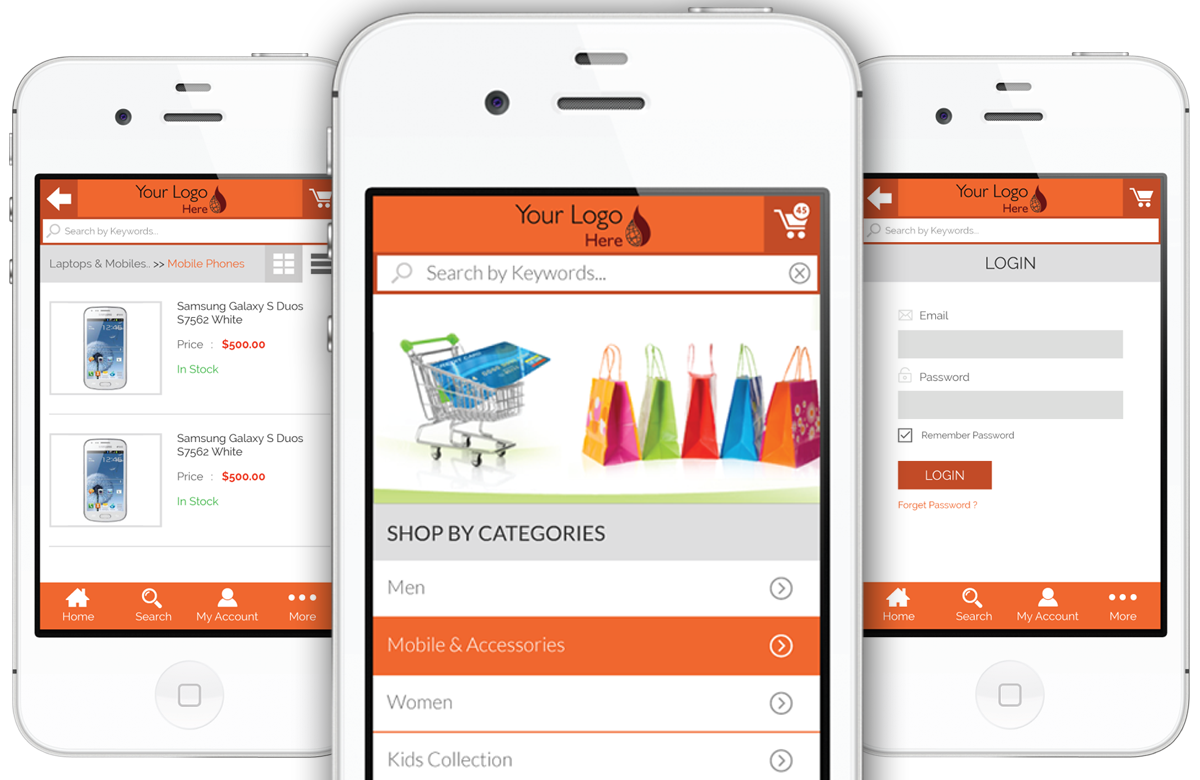 Derive the benefits of Ecommerce Mobile Apps For Your