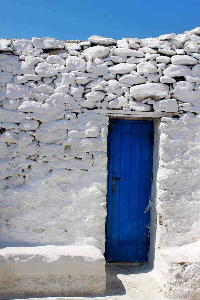 Blue Door by Carmen Quijada on 500px