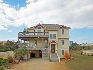 Outer Banks Unclear How Far Beach Is Wh812 The Jade Escape 6bdrm Priv Pool Amp 2 Outer Banks Vacation Rentals Outer Banks Rentals Outer Banks Vacation