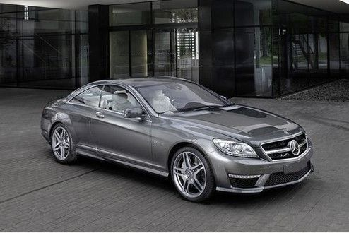Mercedes CL63 AMG Tuned by Unicate   eMercedesBenz