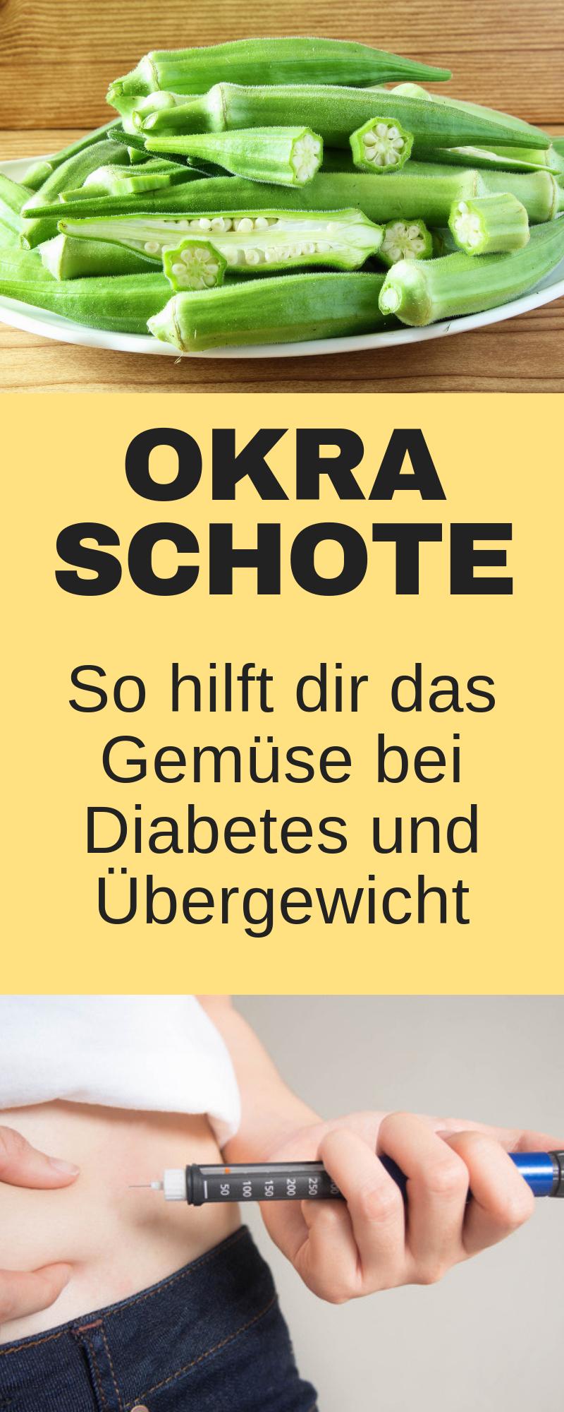Mit Diabetes schnell abnehmen