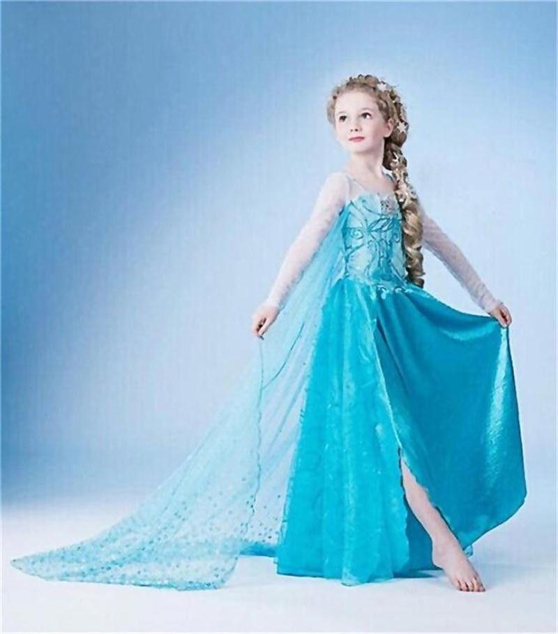 Little Girls Princess Dresses