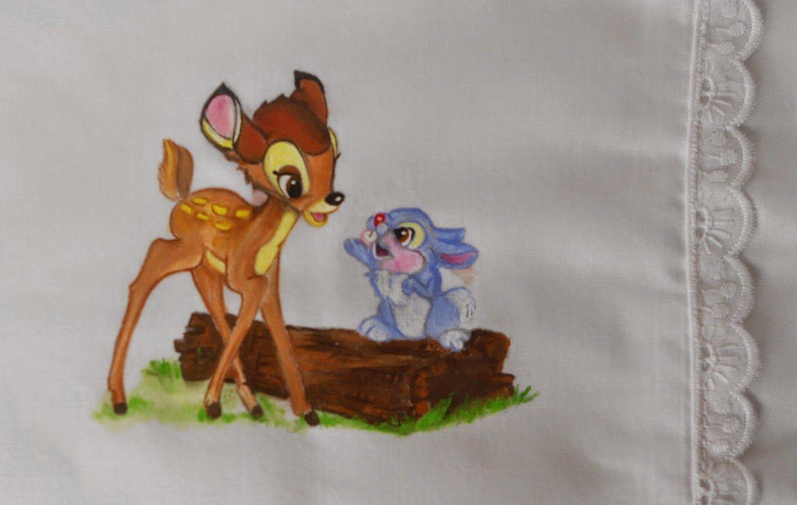 El jard n del cielo ajuar para bebes pintura en tela sabanas de bebe infantiles bebe - Telas para colchas infantiles ...