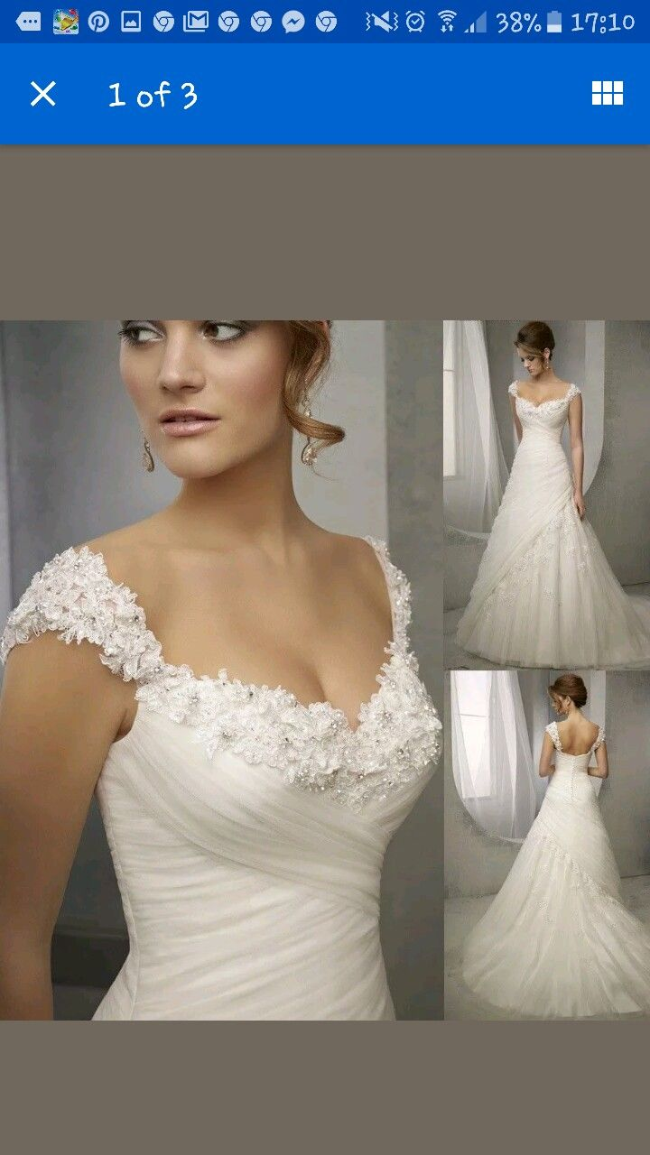 Wedding dress pin up train  Pin by Susan Handley on The Gown  Pinterest  Gowns