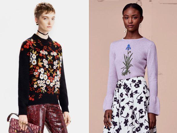 Модные женские свитера 41 | Модные стили, Свитер и Одежда