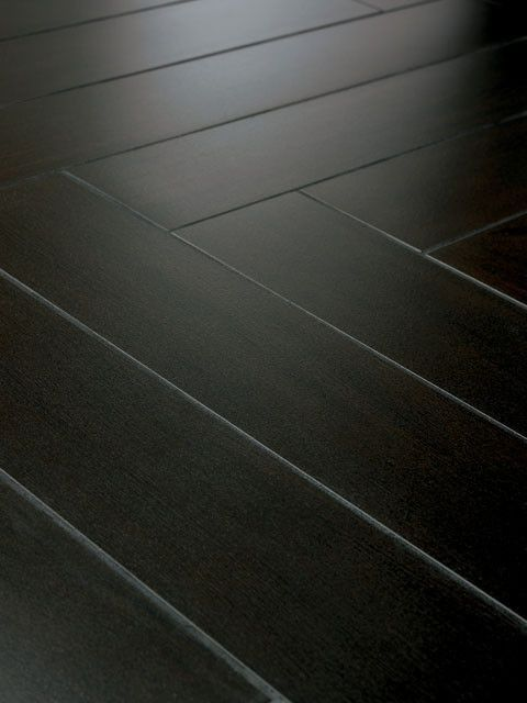 kitchen floor texture, 'Black Walnut' Porcelain (wood looking) Tile Porcelain