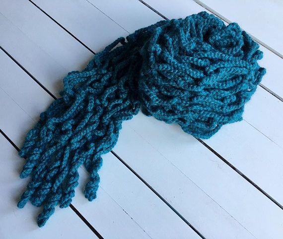 Crochet PATTERN Scarf PDF, Womens Crochet Scarf Pattern / Tutorial ...