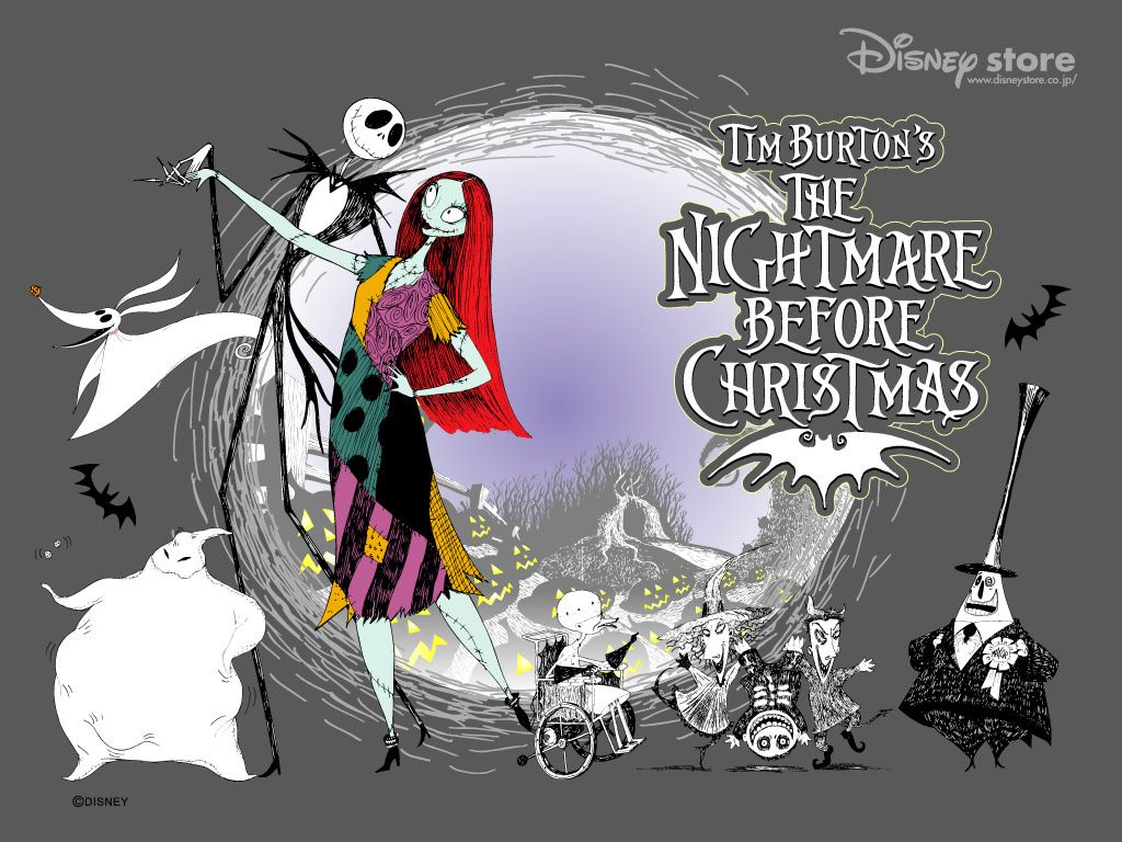 Nightmare Before Christmas Wallpaper | Nightmare Before Christmas ...