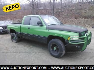1999 Dodge Ram 1500 Quad 4 Door Ext Cab Pk Export Cars From Usa Car For Sale In Online Auto Auction Dodge Ram 1500 Dodge Ram Dodge Ram Pickup