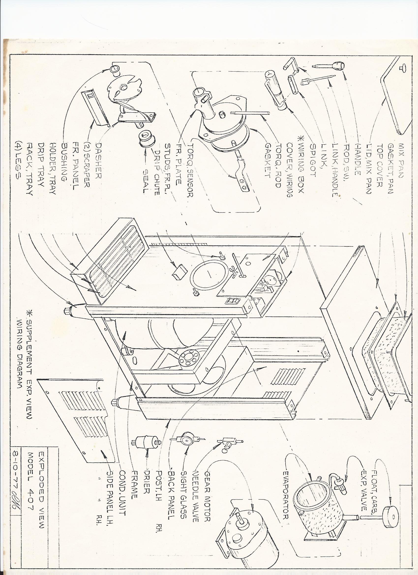 Soft serve ice cream machine design #407 Soft Serve, Machine Design, Ice  Cream