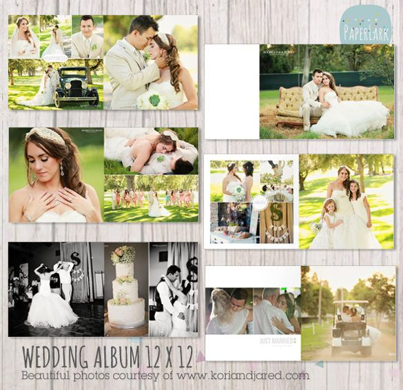 Wedding Album Template - 41+ Free PSD, Vector, EPS Format Download