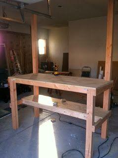 Sensational Diy Why Spend More Building A Workbench Part 1 Diy Why Machost Co Dining Chair Design Ideas Machostcouk